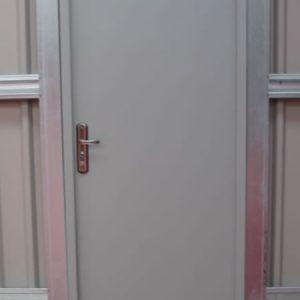 Steel  P/A Door
